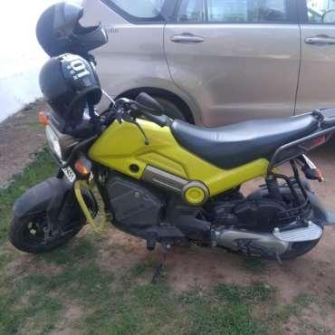 Notre scooter de location