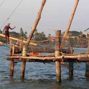 Filets chinois Fort Cochin